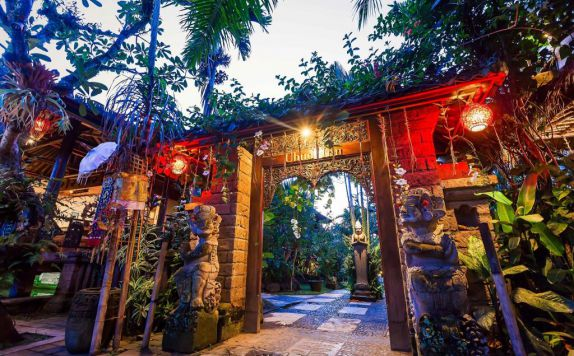 entrance di Ubud Inn Resort