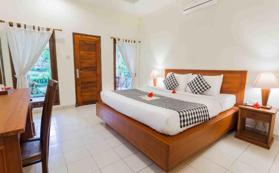 guest room di Ubud Inn Resort