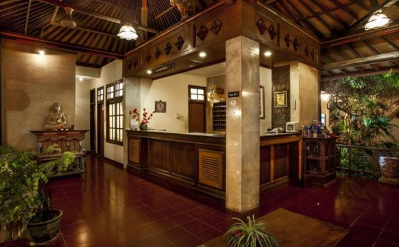interior di Ubud Inn Resort