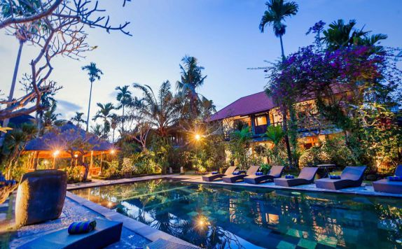 Swimming Pool di Ubud Inn Resort