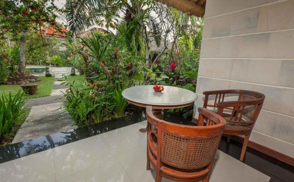 teras di Ubud Inn Resort