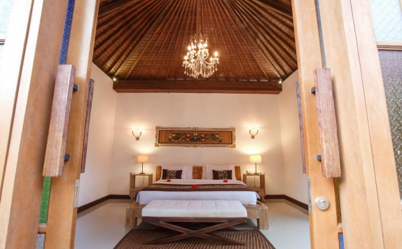 guest room di Ubud Raya Resort