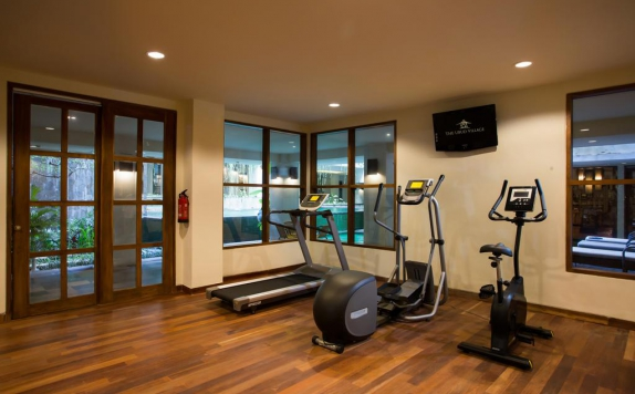 Gym di Ubud Village Hotel