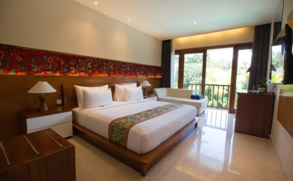Bedroom Hotel di Ubud Wana Resort