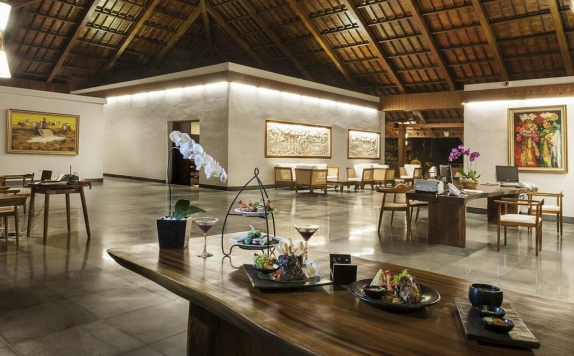 Interior di Ubud Wana Resort