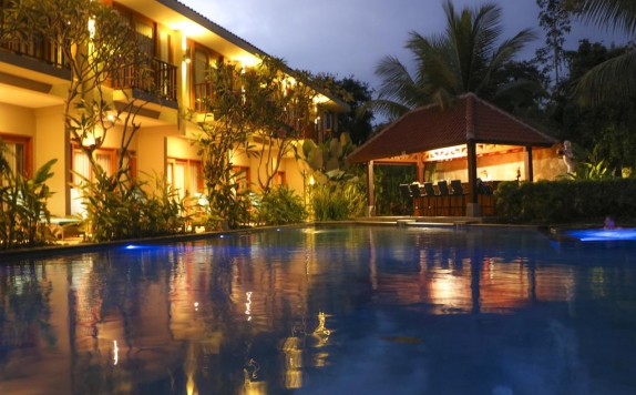 Swimming Pool di Ubud Wana Resort