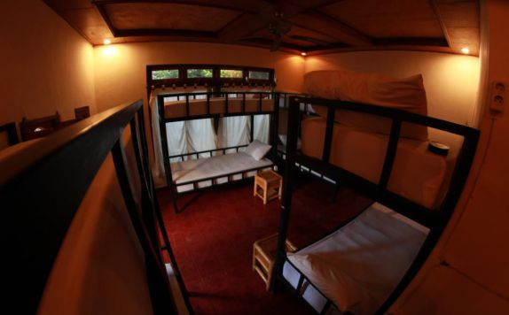 Bedroom di Uma Kutuh Bungalow