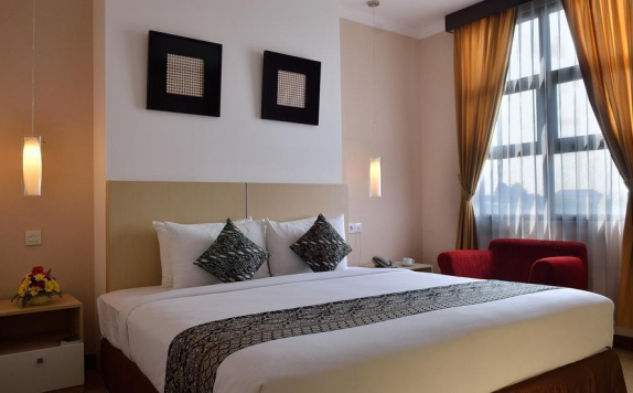 bedroom di UNY Hotel
