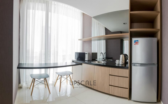 Amenities di Upscale Suites