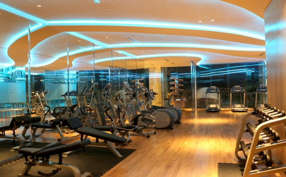 Gym and Fitness Center di VASA HOTEL