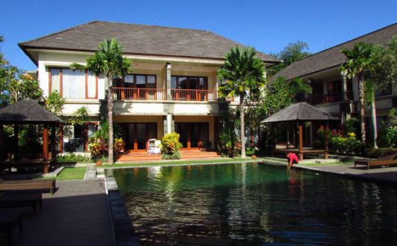 Pool di Vidi Boutique Hotel