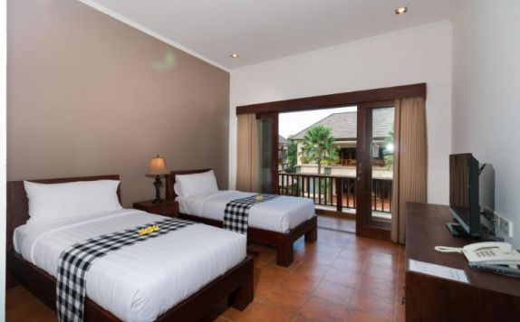 Twin Bed di Vidi Boutique Hotel