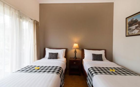 Twin Bed Room di Vidi Boutique Hotel