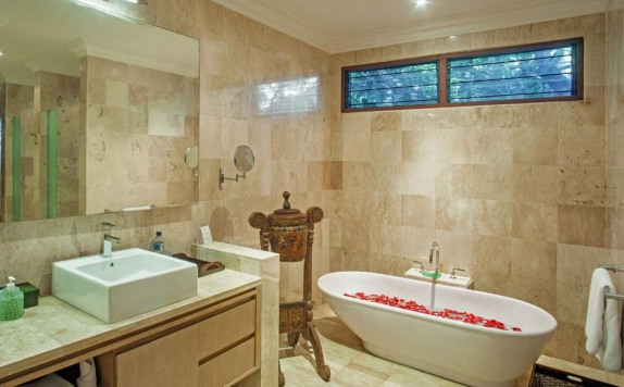 Bathroom di Villa Avalon