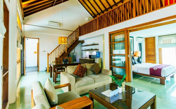 Interior bedroom di Villa Damar