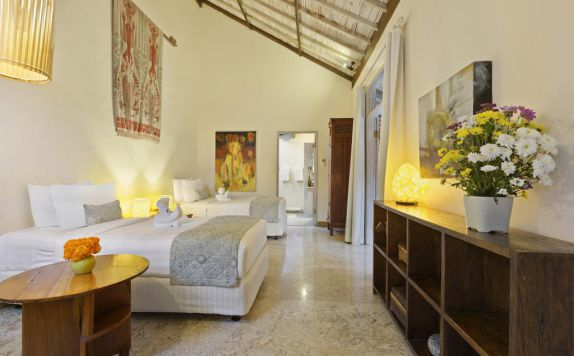 interior di Villa Kresna Boutique Villas