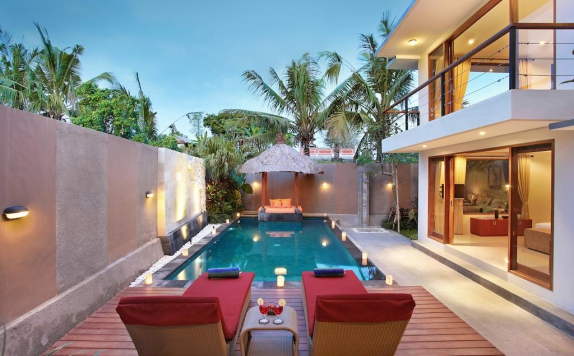 Swimming Pool di Villa Lea, Bali