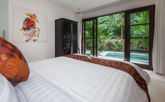 Bedroom di Villa Liang