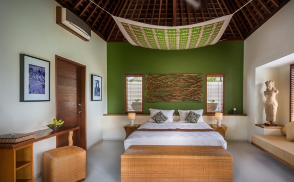 Bedroom di Villa Sabandari