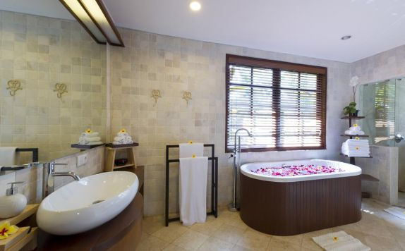 Bathroom di Villa San Ubud