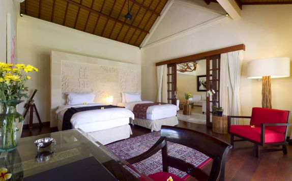 Bedroom di Villa San Ubud