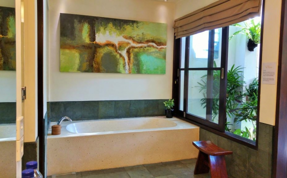 Bathroom di Villa Saraswati