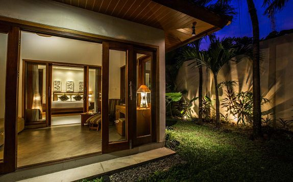 Night View di Villa Seriska Dua