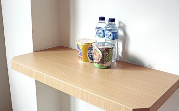 Amenities di Vivo Stay Medan