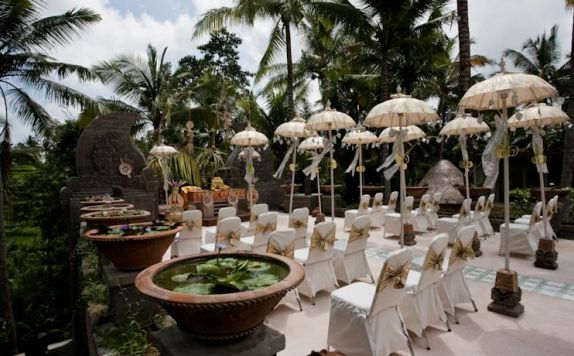 Event di Wapa di Ume Resort & Spa