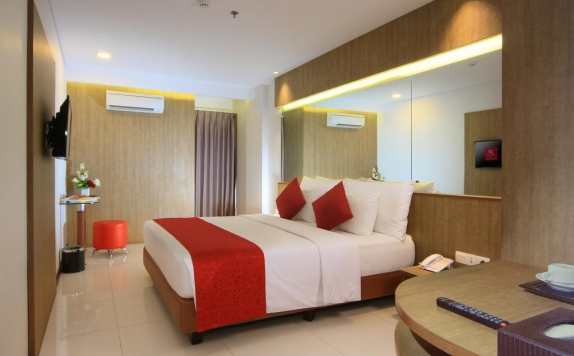 Guest Room di West Point Hotel Bandung