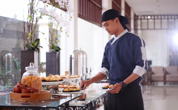 Food and beverages di Wimarion Hotel Semarang