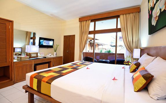 Deluxe Room di Wina Holiday Villa