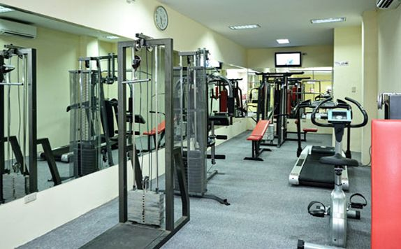 Fitness Center di Wina Holiday Villa