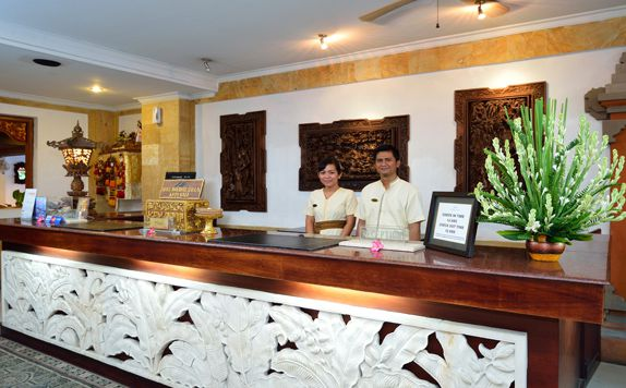 Front Office di Wina Holiday Villa