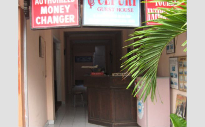 Money Changer and Motorbike Rent di Hotel Cepuri