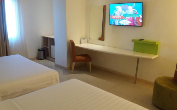 Guest room di Wisma Chandra