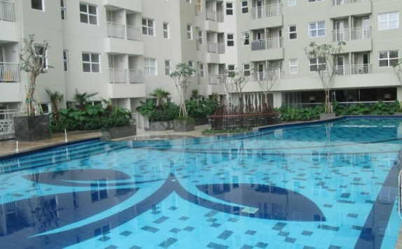 Swiming Pool di Wood Hotel