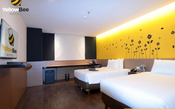 Guest Room di Yellow Bee Hotel