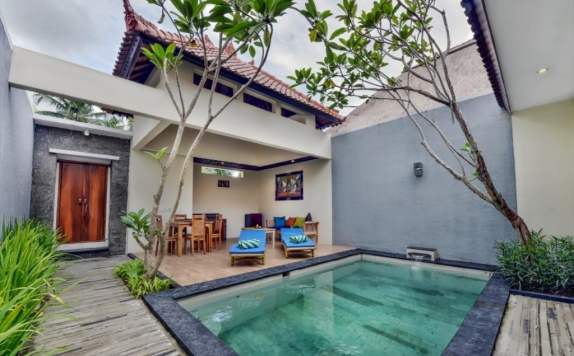 Swimming Pool di Yoga Ubud Villas