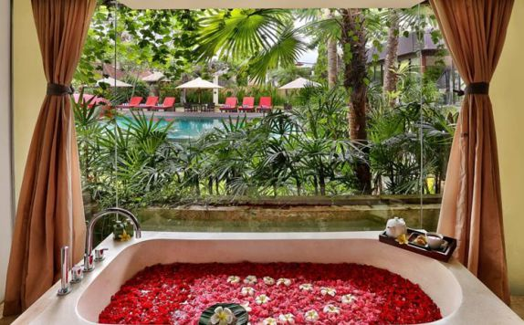 bathroom di Y Resort