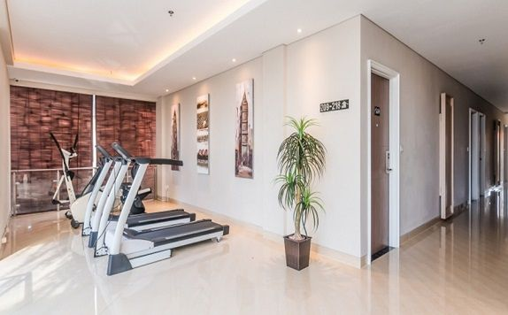 Gym di ZEN Rooms Kuta Kubu Anyar 1