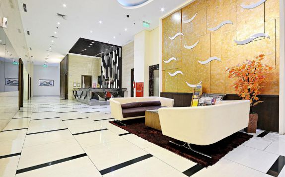 Interior di ZEN Rooms Pluit Bandengan