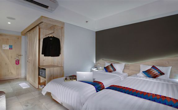 Guest Room di Dmax Hotel & Convention